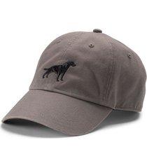 embroidered labrador ball cap