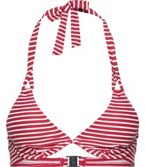 beach tops with wire bikinitop röd esprit bodywear women