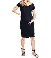 women's ingrid & isabel short sleeve maternity dress