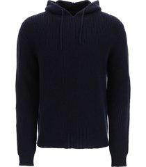 the gigi hooded sweater
