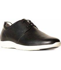 zapato negro briganti anatomic hombre chelsea