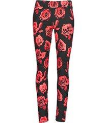 legging desigual roses