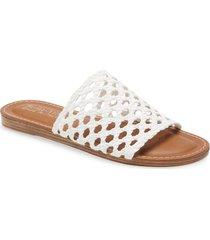 women's bella vita eva slide sandal
