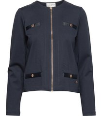 indoor jacket effie blazer blå lindex