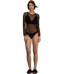 body transparency black sky lua luá - preto