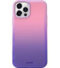 laut huex fade iphone 12/12 pro case - purple