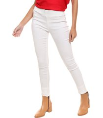 pantalón blanco laila liza