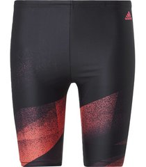 legging adidas 3-stripes graphic lange zwembroek