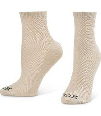 hue breezy mesh crew socks