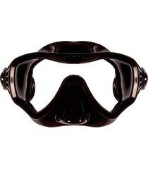 máscara de mergulho cetus new parma pro preto