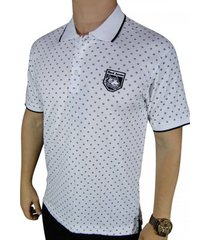 camisa polo red nose