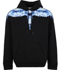 marcelo burlon smoke wings hoodie
