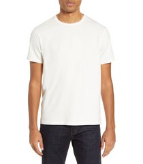 men's madewell garment dyed allday crewneck t-shirt, size medium - ivory