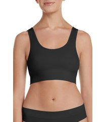 honeydew intimates bailey bralette, size small in black at nordstrom