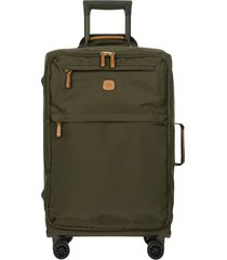 bric's x-bag 25-inch spinner suitcase in olive at nordstrom