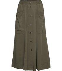 karole rok knielengte groen mbym