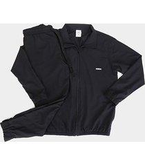conjunto de agasalho gajang jaqueta e calça sport masculino
