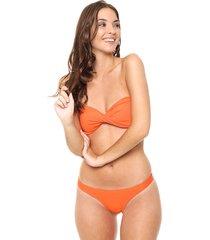 bikini naranja lecol talles reales zoe
