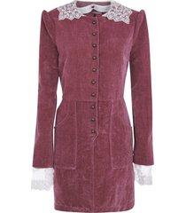 philosophy di lorenzo serafini buttoned short dress