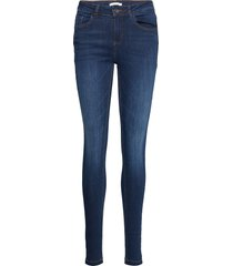 lola luni jeans - skinny jeans blå b.young