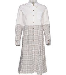 adelma jurk knielengte wit baum und pferdgarten