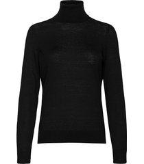 felina knit t-neck turtleneck coltrui zwart second female