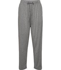alma pants pyjamas grå lulu's drawer