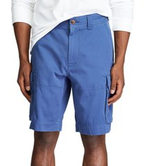"polo ralph lauren men's shorts, core 10.5"" classic gellar cargos"