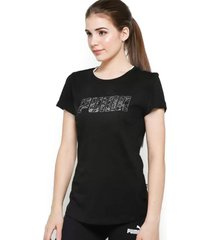 camiseta - negro - puma - ref : 58014251