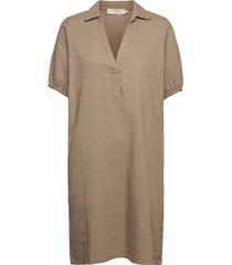 crventa dress dresses shirt dresses beige cream