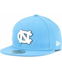 new era north carolina tar heels 59fifty cap