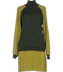kleider kurzes kleid  grün
