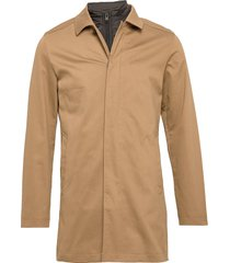 slhken carcoat b dun jack bruin selected homme
