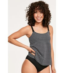 ayon mastectomy tankini top