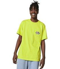 camiseta converse x scooby-doo pocket
