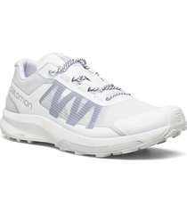 ultra raid white/white/arctic ice låga sneakers vit salomon