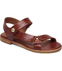 sandals 2842 shoes summer shoes flat sandals brun billi bi