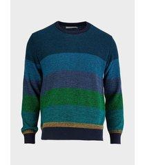 suéter cuello redondo para hombre 13483