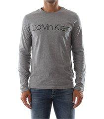 k10k102692 cotton logo ls t-shirt
