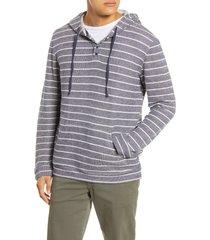 men's onia micah stripe pullover hoodie