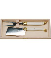 jean dubost 2-pc cheese set