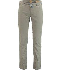 meyer m5 slim 3619611500/34 - meyer jeans lichtbruin 96% katoen / 4% elastaan - meyer jeans lichtbruin 96% katoen / 4% elastaan - meyer jeans - meyer