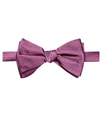 jos. a. bank woven stripe bow tie clearance