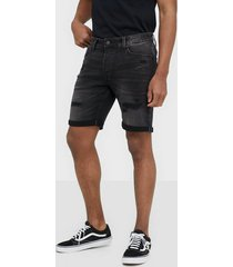 jack & jones jjirick jjicon shorts ge 012 i.k shorts svart
