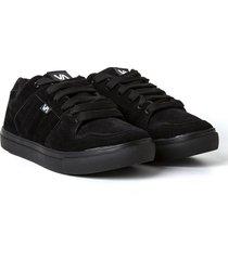 zapatilla negra va limited -