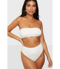 lindex donna high waist bikini bottom trosa