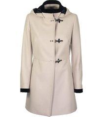 fay beige coat