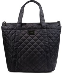 steve madden bsporty quilted tote