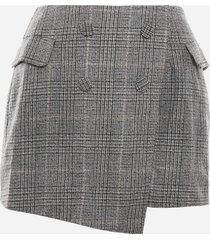 for love & lemons frankie shorts with scottish print