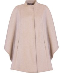 max mara wool & cashmere cape